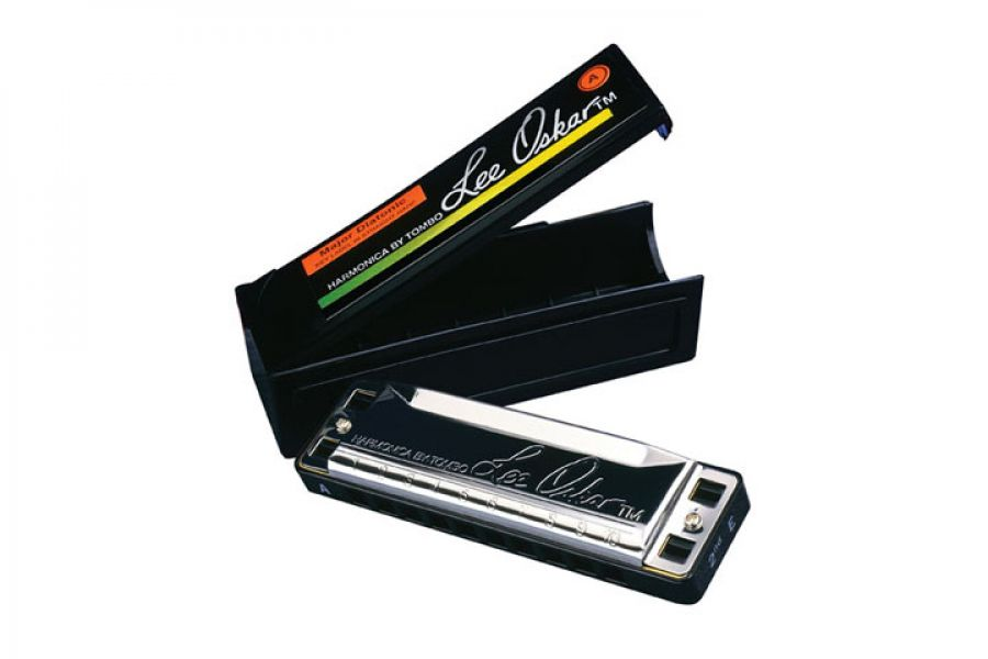 Major Diatonic Harmonica in B