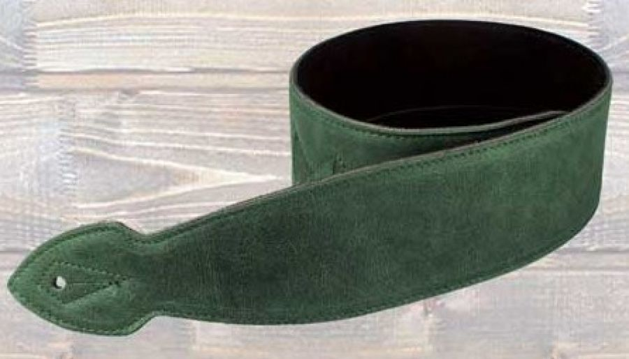 The Softy Guitar Strap - Green