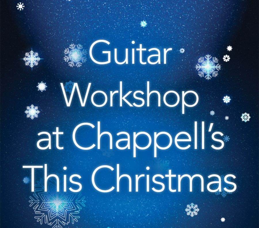 Free Guitar Workshop!