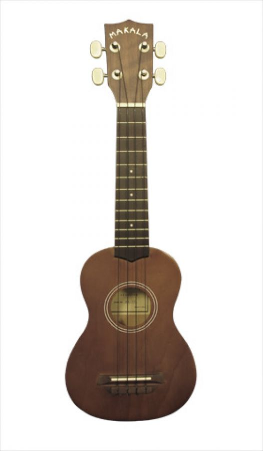 Ukulele in Natural Finish
