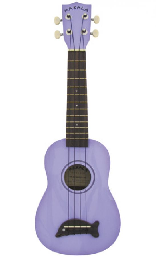 Ukulele in Purple