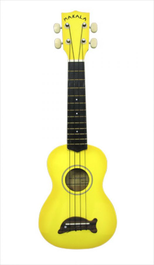 Ukulele in Yellow