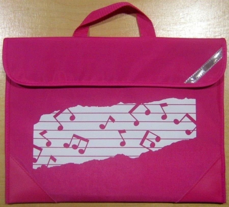 Duo Music Bag with Music Design
