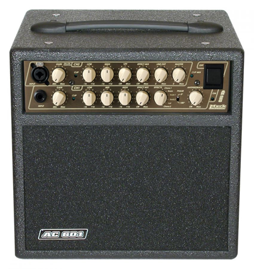 Markacoustic AC601 250w Acoustic Amplifier