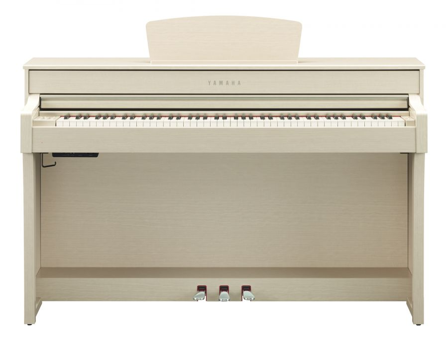 CLP-635 Essential Clavinova Piano Pack in White Ash Finish