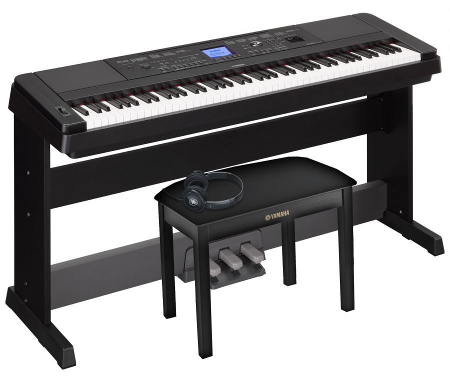 DGX-660 Digital Piano Deluxe Pack