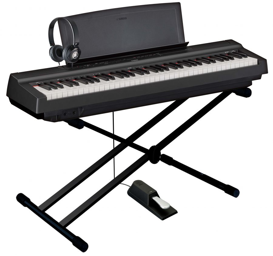 P-121 Digital Piano Student Pack