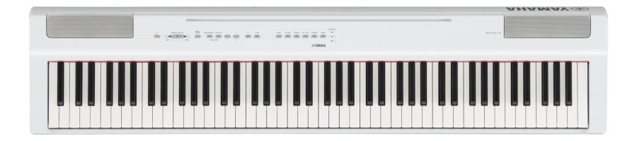 P-125 Portable Digital Piano
