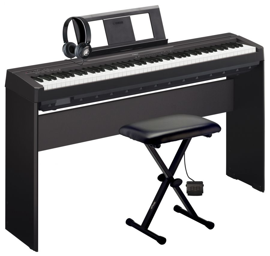 P-45 Digital Piano Deluxe Pack