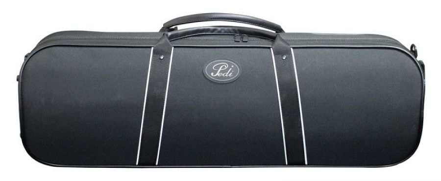 9100 Aluminium Strengthened Violin Case
