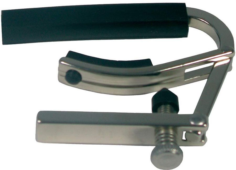C3 Original Capo in Nickel for 12-String Guitar (Steel Strung)