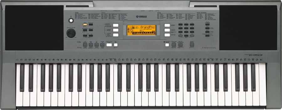 PSR-E353 Home Keyboard