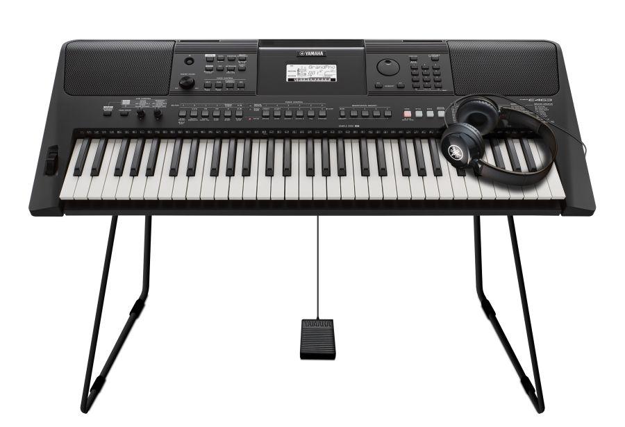 PSR-E463 Performer Home Keyboard Pack