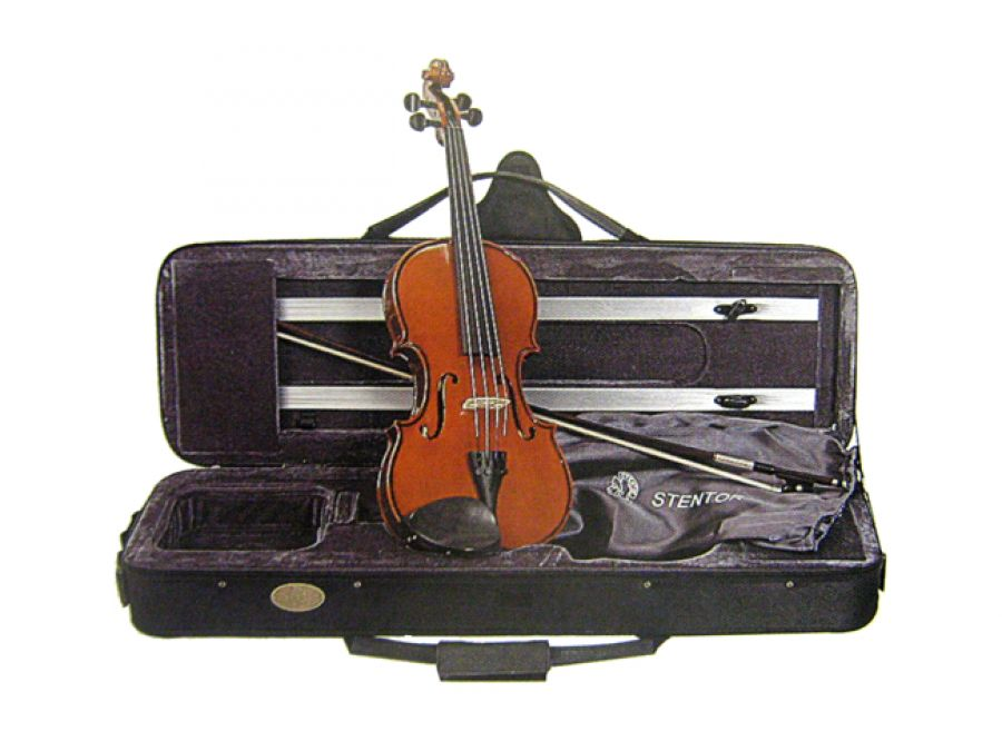 Conservatoire Full Size (4/4) Violin Outfit