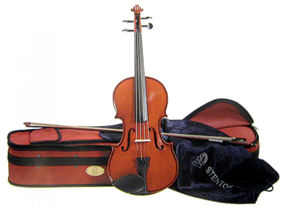 Student II Tenth Size (1/10) Violin Outfit