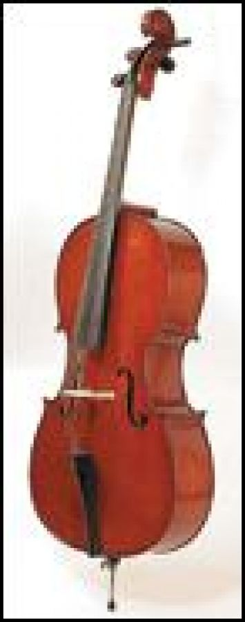 Student II 4/4 Cello