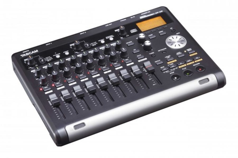 DP-03 Digital Portastudio Multitrack Recorder