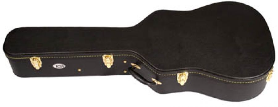 1434 Wooden Classical Guitar Case