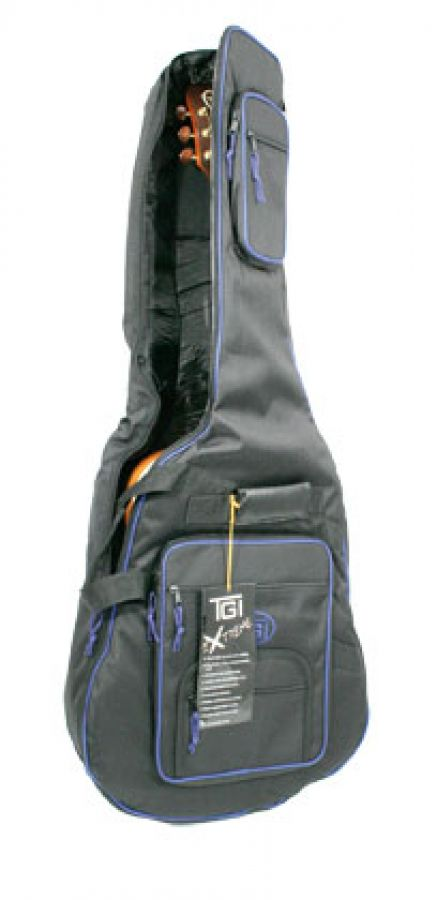 (4800) Extreme deluxe Classical 4/4 Guitar Gigbag