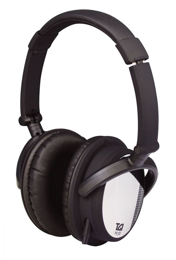 TGIH20 DJ Headphone with Adjustable Headband and 90 degree Swivel