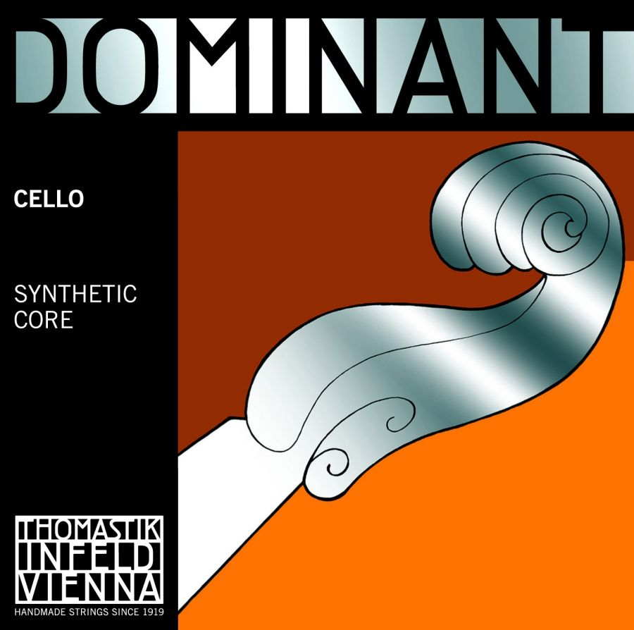 Dominant A (1st) String for Three Quarter (¾) and Full (4/4) Size Cello