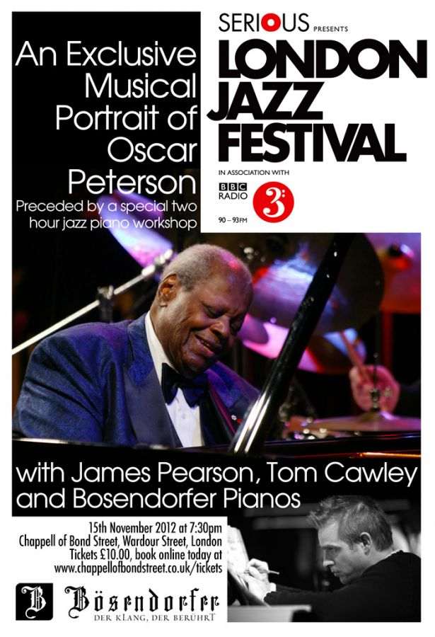 An Exclusive Musical Portrait Of Oscar Peterson