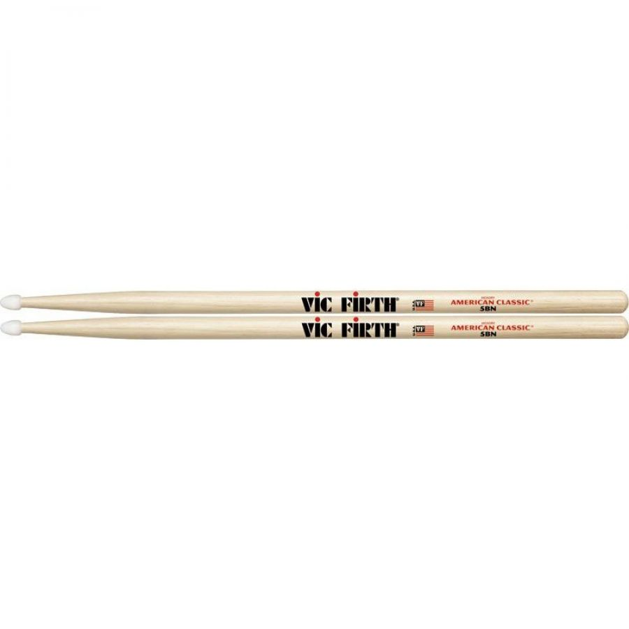 5BN American Classic Nylon-Tipped Drum Sticks