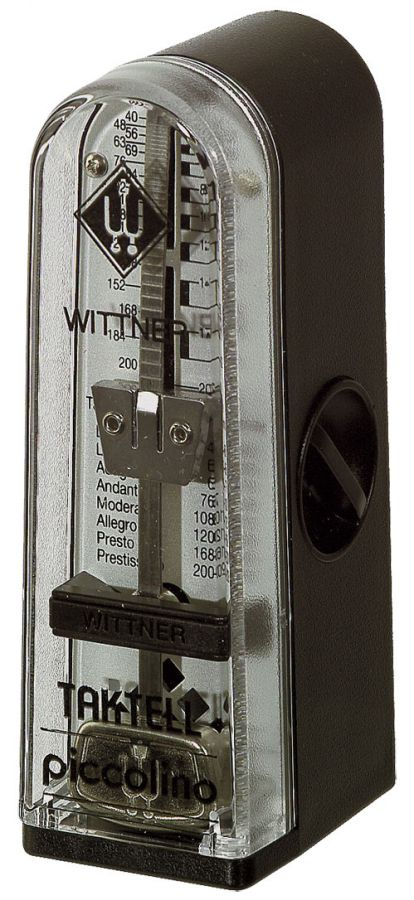 2210B Taktell Piccolino Metronome in Black