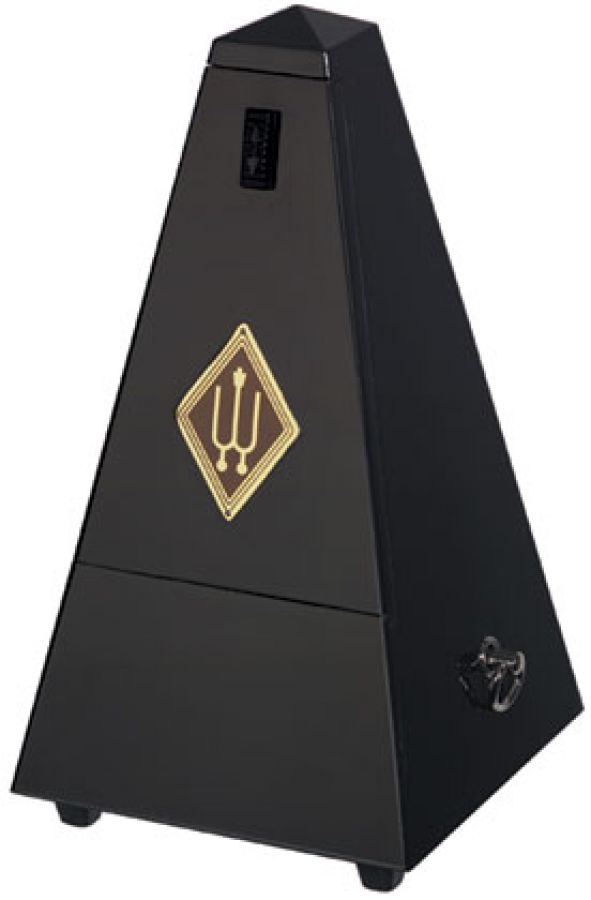 806 Metronome in Polished Black