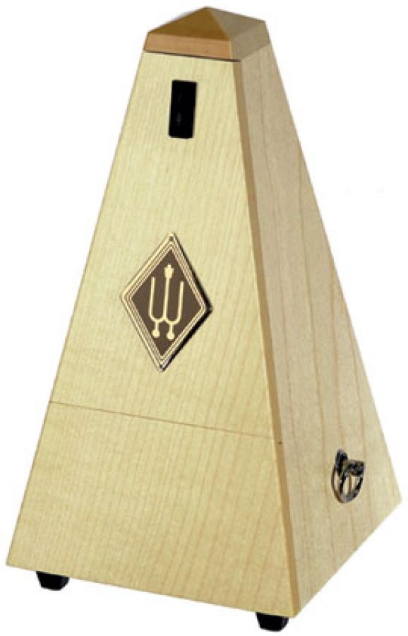 807A Metronome in Maple