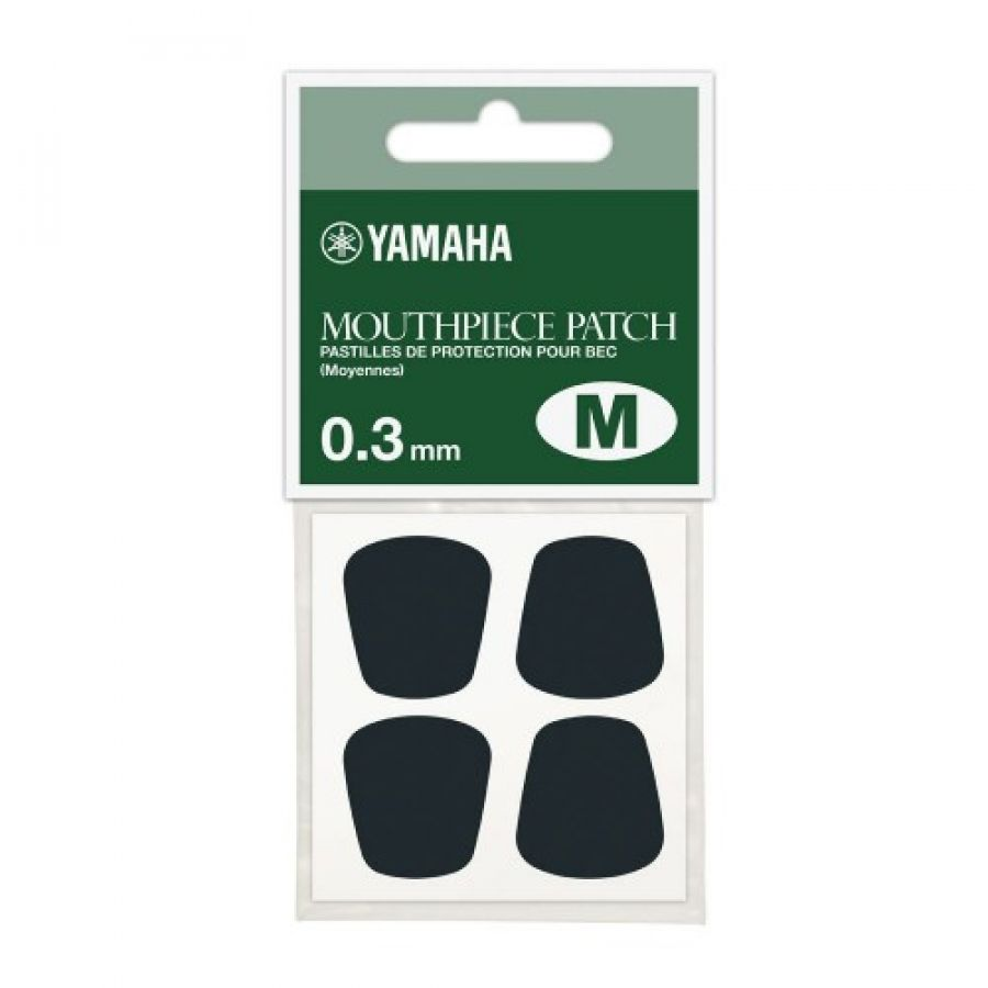 AMP3 Mouthpiece Patch - Medium (Thin) 0.3mm