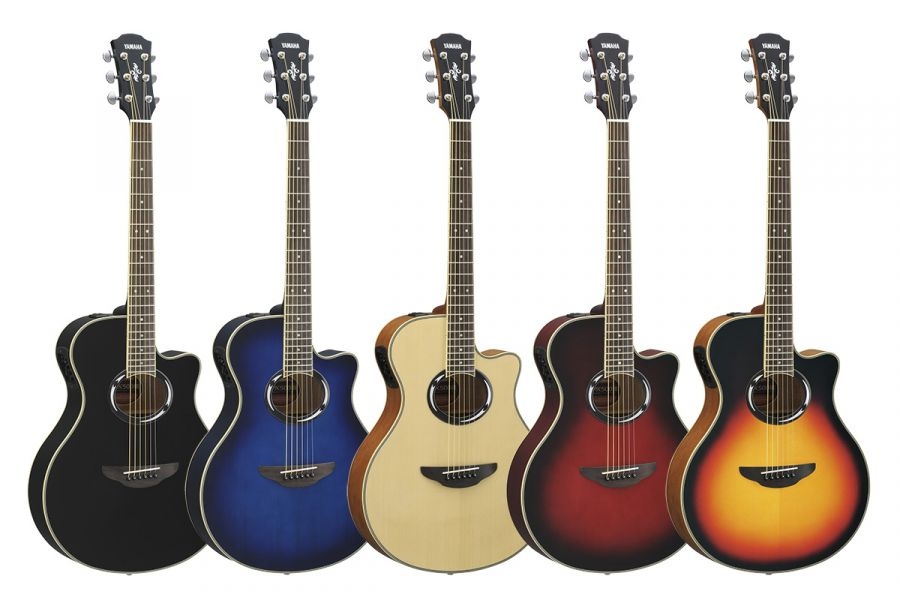 yamaha apx500 mkiii electro acoustic guitar various. Black Bedroom Furniture Sets. Home Design Ideas