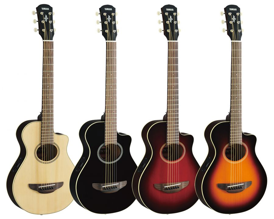 yamaha apxt2 size electro acoustic travel guitar various colours finishes available with. Black Bedroom Furniture Sets. Home Design Ideas