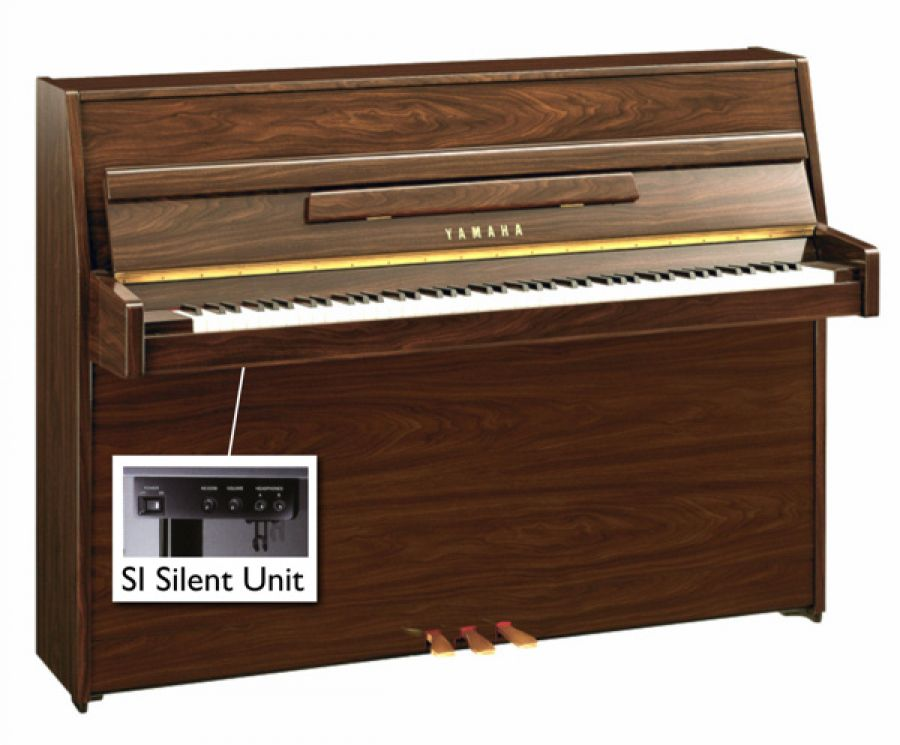 b1 Silent Upright Piano