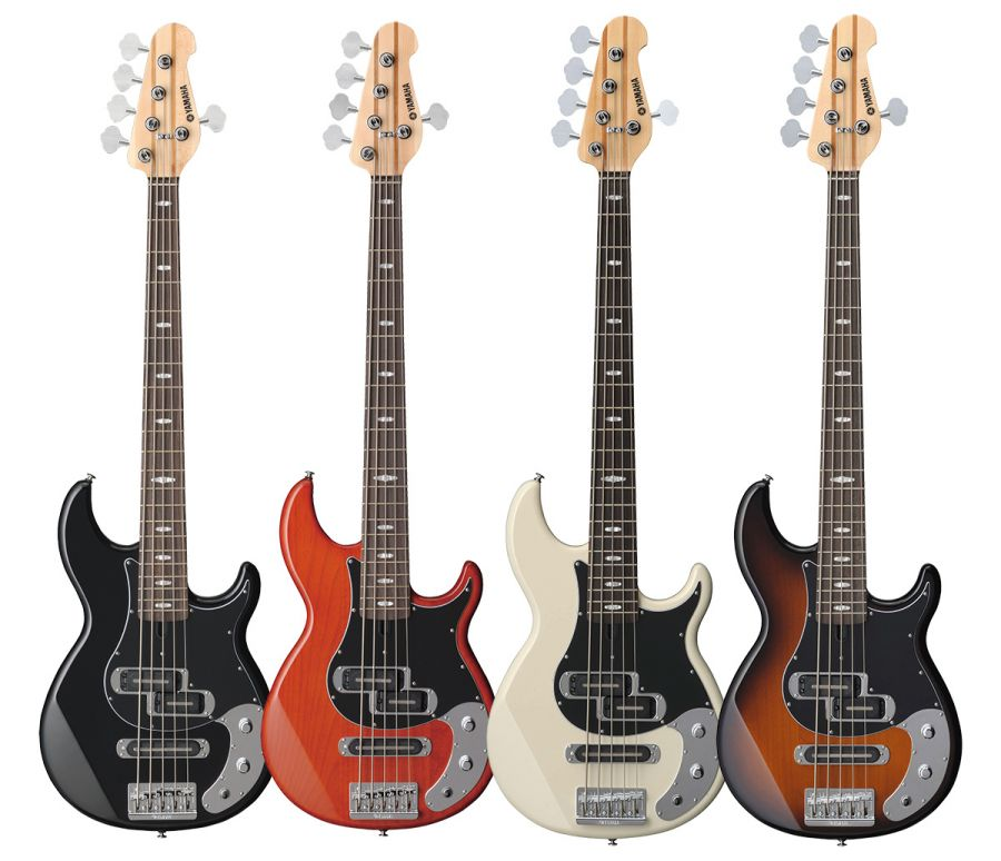 yamaha bb1025x 5 string bass guitar various colours finishes available yamaha music london. Black Bedroom Furniture Sets. Home Design Ideas