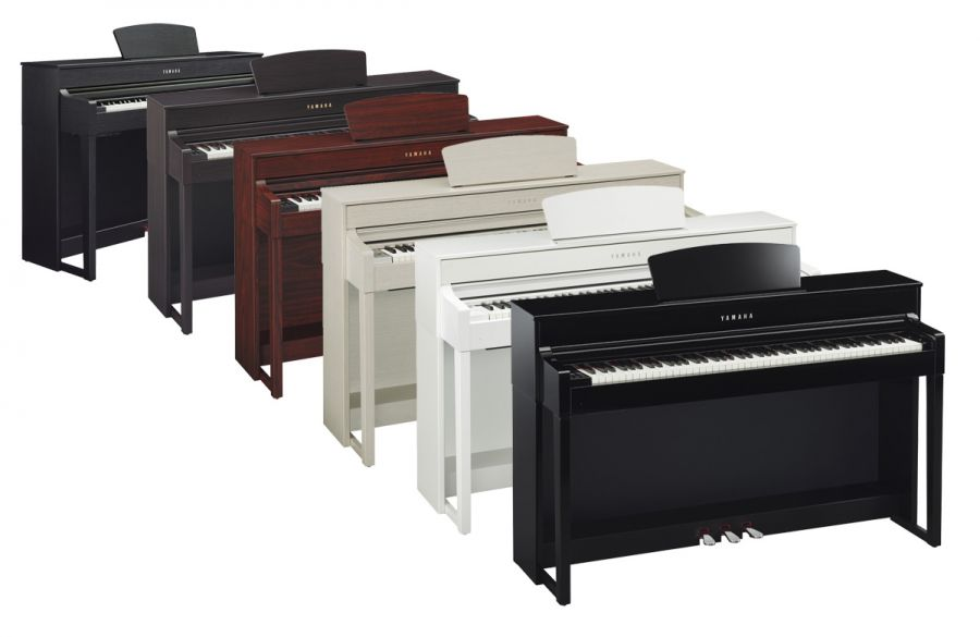 yamaha clp 535 clavinova digital pianos various finishes