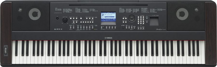 DGX-650 Portable Grand with 88 weighted keys