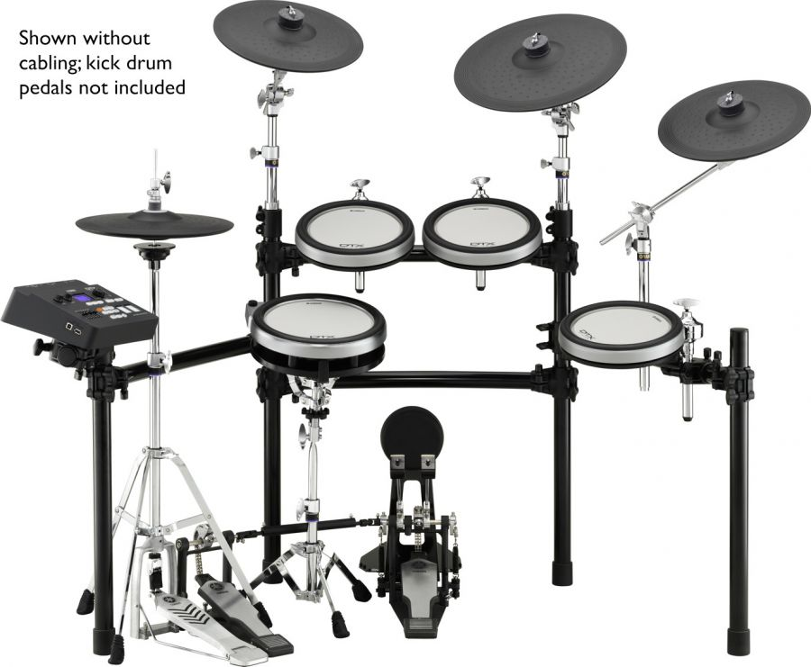 DTX750K Electronic Drum Kit