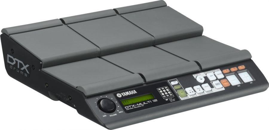 DTX Multi 12 Electronic Percussion Pad
