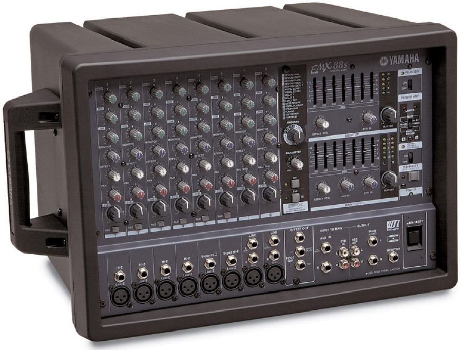 Yamaha Powered Mixer W