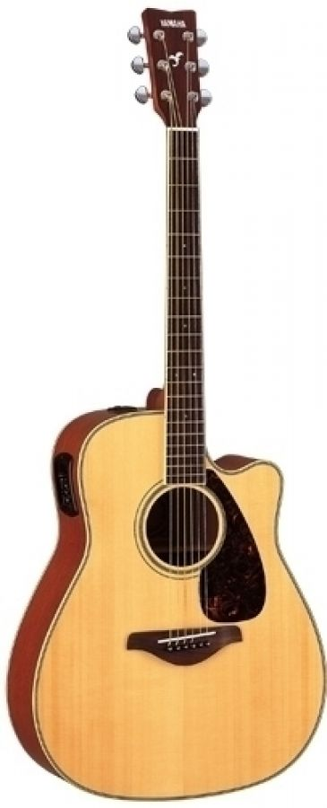 FGX720SC Electro Acoustic Guitar