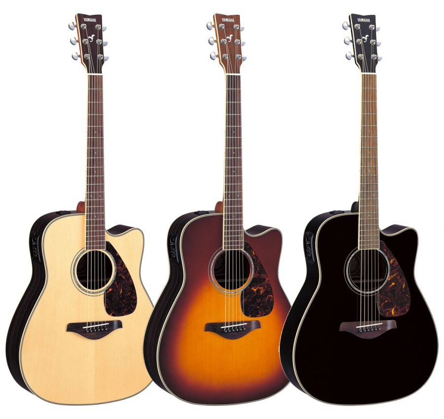 Yamaha L Series Acoustic Guitars Review