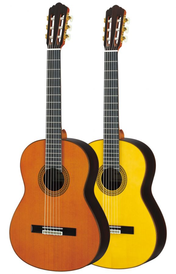 ff7d6428296 Yamaha GC22 Grand Concert Classical Guitar Available with either ...