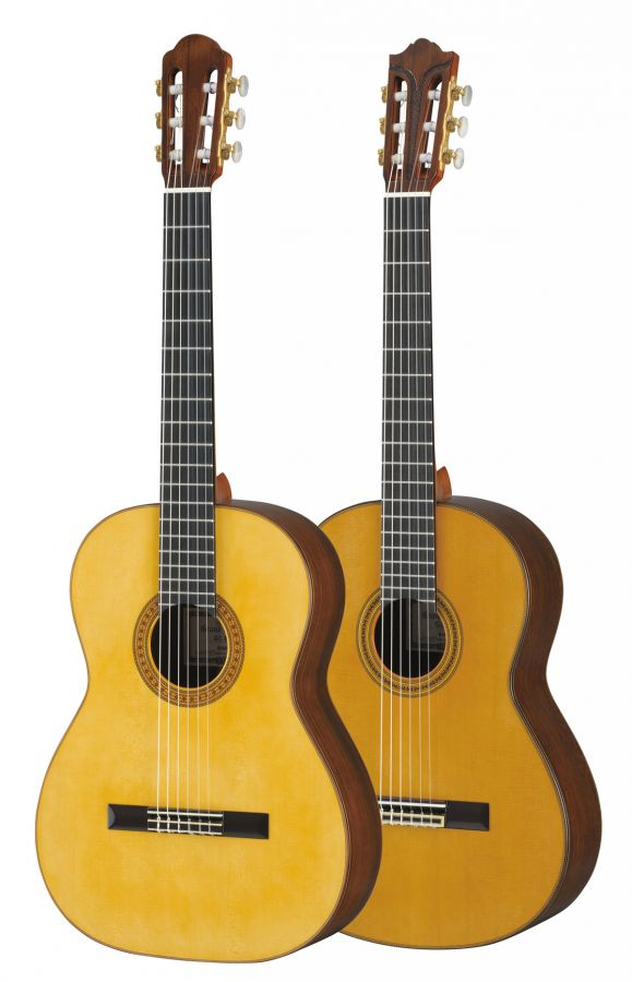 3f1a3ef1344 Yamaha GC82 Grand Concert Classical Guitar Available with either ...