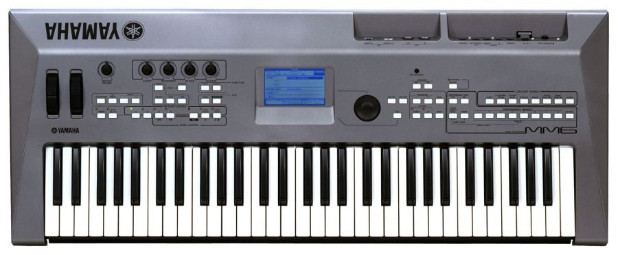 EX-DISPLAY, 1 ONLY: Yamaha MM6 Music Synthesizer