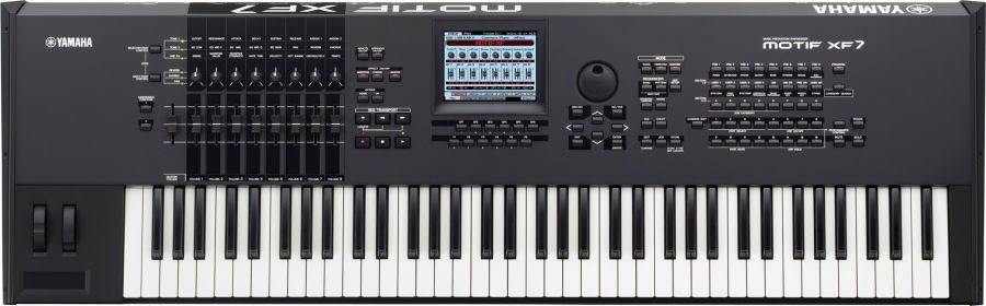 Motif XF7 Workstation Synthesizer