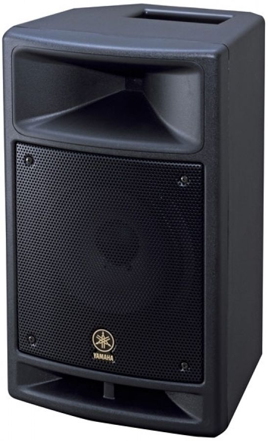 Yamaha msr100 powered pa speaker 8 100w continuous for Yamaha speakers price