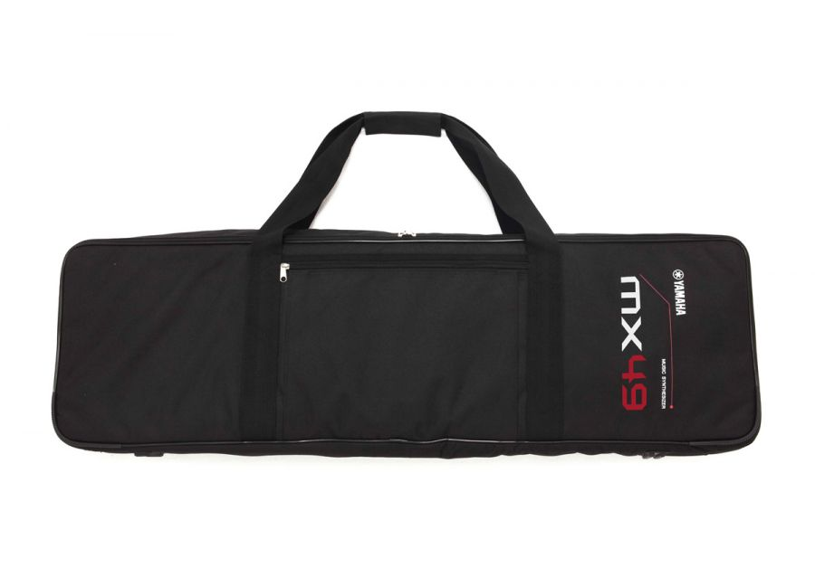 Black Padded Carry Bag For Yamaha's MX49