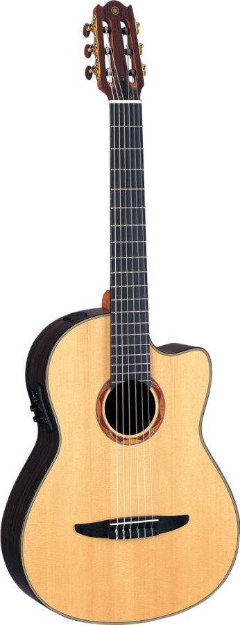 NCX1200R Electro-Nylon Guitar (with Solid Rosewood Back & Sides)