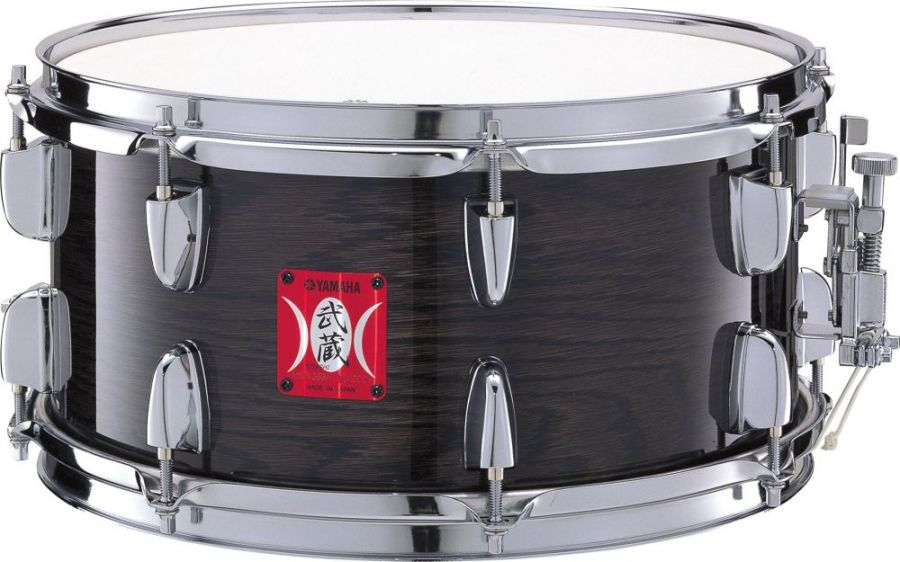 yamaha nsd1365m musashi series 13x6 5 inch snare drum musashi series yamaha music london. Black Bedroom Furniture Sets. Home Design Ideas